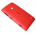 02502Z8 - Battery cover Nokia Lumia 520 - red (original)
