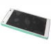 1297-3732 - Front cover with touch screen and display LCD Sony E5803/ E5823 Xperia Z5 Compact - white (original)