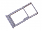 481069810050 - SIM tray card Xiaomi Redmi 6A - grey (original)