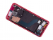 560910013033 - original Front cover with touch screen and LCD display Xiaomi Mi 9T Pro - red