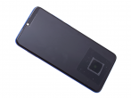 561010033033, 5600040F3B00  - Front cover with touch screen and LCD display Xiaomi Mi9 Lite - blue (original)