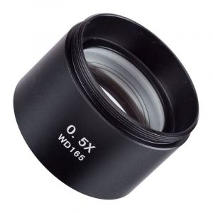 Auxiliary Objective Lens WD165 0.5X