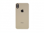 Battery cover iPhone XS Max + camera glass Gold