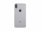 Battery cover iPhone XS Max + camera glass white