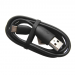 Cabel USB HTC DC M410 - black (original)