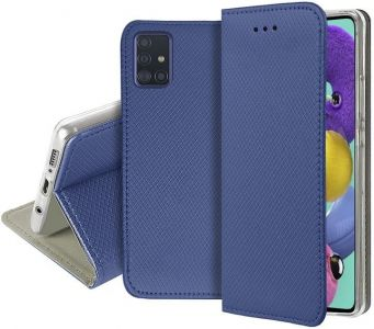 Case Smart Magnet Samsung A51 5G navy