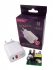 charge adapter Hedo USB PD+ QC 3.0 (20W)- white