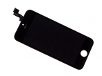 Display LCD with touch screen (original material) iPhone 5S - black