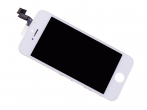 Display LCD with touch screen (original material) iPhone 5S - white