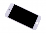 - Display LCD with touch screen (original material) iPhone 8 - white