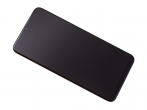 GH82-20227A, GH82-20322A - Front cover with touch screen and LCD display Samsung SM-A105 Galaxy A10 - black (original)