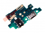 GH96-12454A - Original flex + charger connector Board with USB and audio connector and microphone Samsung SM-A405 ...