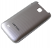 GH98-21380A - Battery cover Samsung C3520 - metalic silver (original)