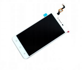 LCD + touch screen Lenovo K5 Note white