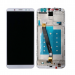 RNE-L01 , RNE-L21 - LCD + touch screen Huawei Mate 10 Lite white + frame