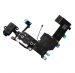 - System connector with flex cable iPhone 5C - black