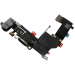 System connector with flex cable iPhone 5S - black